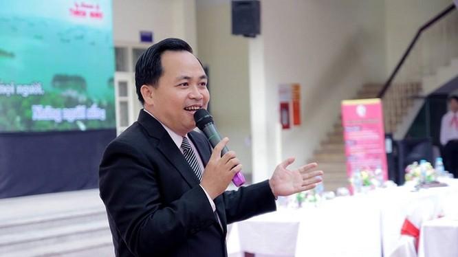 Lê Trung Tuấn (ảnh nhân vật cung cấp)