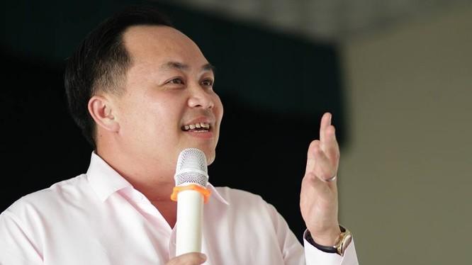 Doanh nhân Lê Trung Tuấn (Ảnh: NVCC)