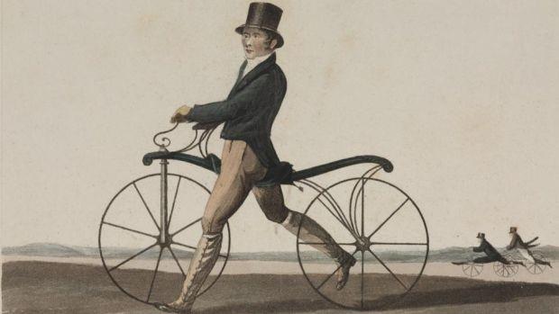 """""""Chiếc xe đạp là hình thái vật chất trực quan của một nguyên lý mới, dù chỉ mới nửa vời""""."""