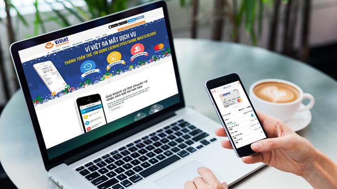 Bạn có thể dễ dàng xem sao kê và thanh toán dư nợ thẻ tín dụng LienVietPostBank Mastercard trên ứng dụng Ví Việt