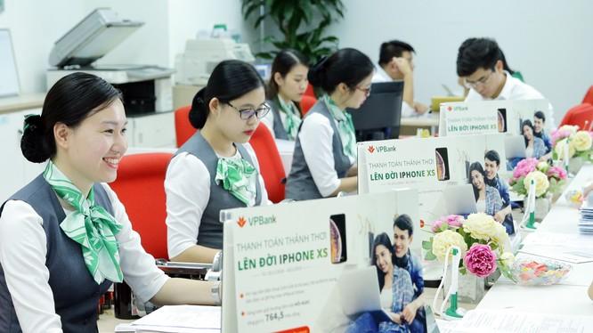 VPBank tiếp tục giữ vị thế cao ở nhóm các ngân hàng có lợi nhuận lớn nhất thị trường.