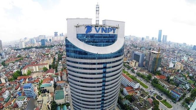 Trụ sở tập đoàn VNPT