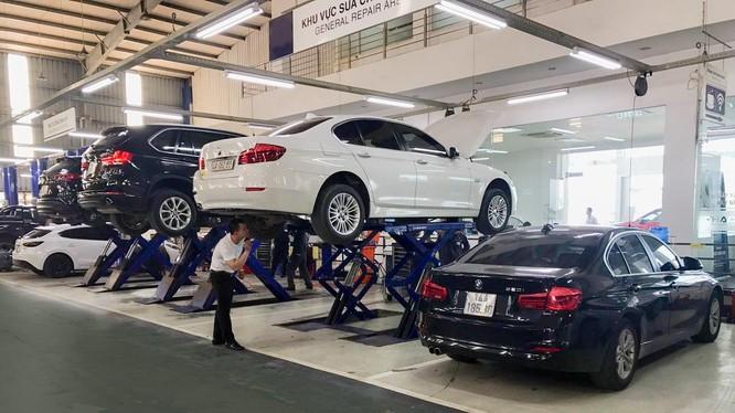 """Dịch vụ chăm sóc """"Service Clinic"""" của BMW tại Quảng Ninh"""