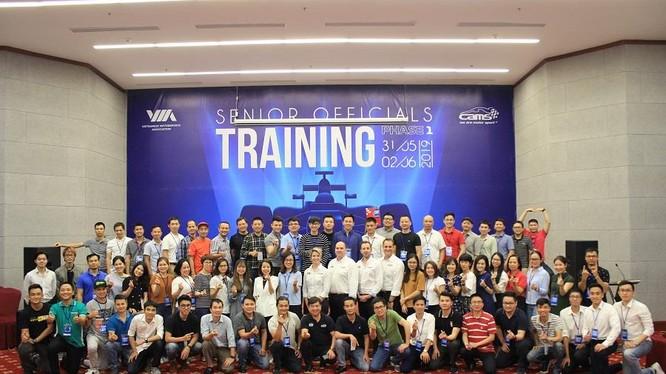 Lần đầu tiên, người Việt Nam sẽ được tham gia điều hành giải đua trực tiếp tại một trong những sự kiện thể thao hấp dẫn nhất hành tinh.