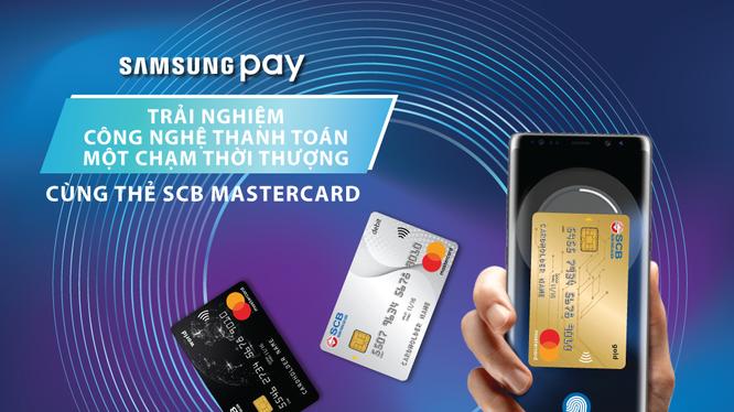 Samsung Pay sử dụng công nghệ mã hóa thẻ tokenization, an toàn bảo mật, loại trừ các rủi ro lộ thông tin thẻ.