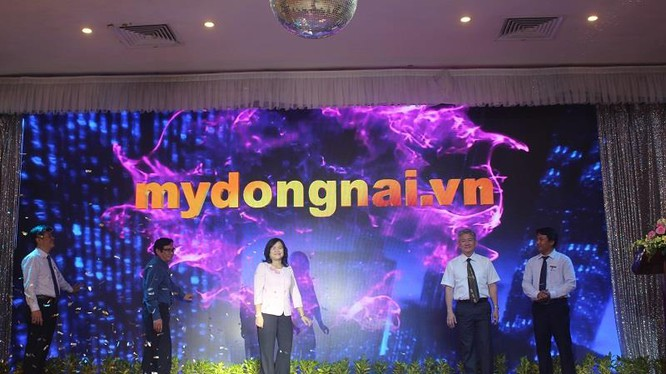 Khai trương App Dong Nai Tourism cùng Cổng thông tin du lịch http://mydongnai.vn và Hệ thống quản lý lưu trú.