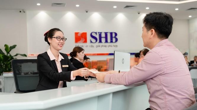 Sau 6 tháng, SHB hoàn thành gần 51% kế hoạch cả năm.