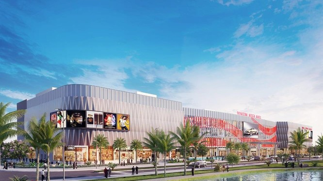 Vincom Mega Mall Ocean Park có sự kết nối cao khi chỉ nằm cách trung tâm thành phố khoảng 30 phút lái xe. Thời gian này có thể rút ngắn hơn sau khi hàng loạt các cây cầu mới được khai trương