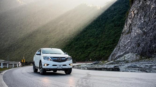 Mazda BT-50 - Mẫu pickup được khách hàng tin cậy