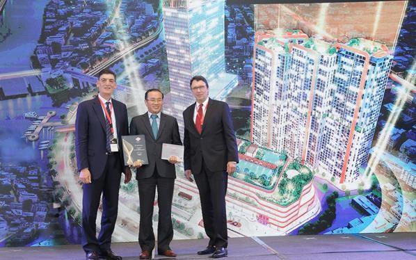 Phú Long nhận giải top 10 chủ đầu tư hàng đầu Việt Nam 2019.
