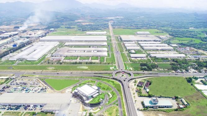 Thaco là một trong những doanh nghiệp tiên phong đầu tư phát triển công nghiệp hỗ trợ với quy mô lớn nhất Việt Nam.