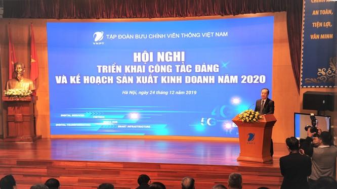 Hội nghị triển khai công tác Đảng và kế hoạch sản xuất kinh doanh năm 2020