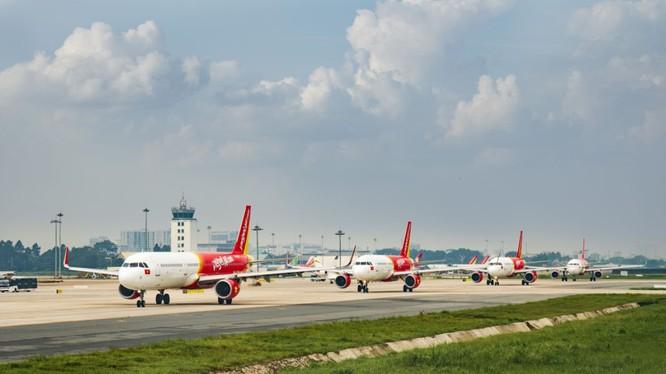 Kể từ ngày 1/2/2020, Vietjet dừng tất cả các chuyến bay đến Trung Quốc đại lục