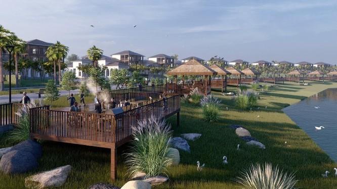 Trung tâm mới - Tây Bắc Hà Nội trở thành một trong những điểm đến của giới thượng lưu với ước mong tận hưởng một cuộc sống thanh bình, yên ả