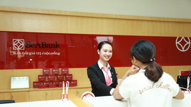 Sau 9 tháng đầu năm 2019, SeABank đạt lợi nhuận gần 683 tỷ đồng, tăng trưởng 65% so với cùng kỳ năm ngoái.