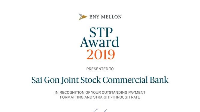 Năm thứ 2 liên tiếp SCB xuất sắc nhận được giải thưởng uy tín này.