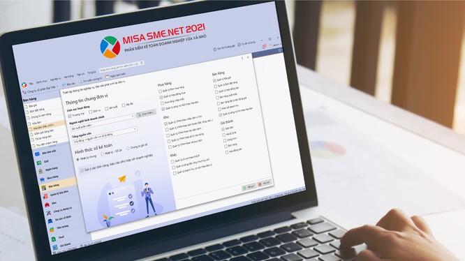 Phần mềm kế toán MISA SME.NET 2021