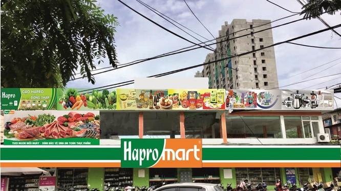Hapromart Thành Công theo mô hình Home & Food sẽ đáp ứng nhu cầu đa dạng của người dân trong khu vực.