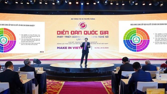 Ông Nguyễn Xuân Hoàng - Phó Chủ tịch MISA
