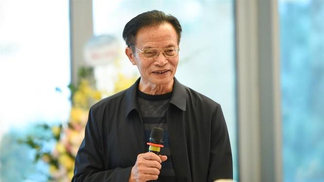 TS. Lê Xuân Nghĩa, thành viên Hội đồng tư vấn chính sách tài chính – tiền tệ Quốc gia
