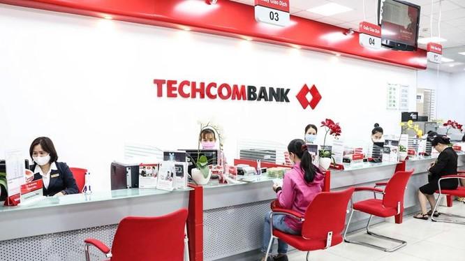 Năm 2020, Techcombank bứt tốc vượt xa hai NH trong Top3, với tỉ lệ CASA lên tới 46,1%