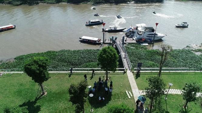 Sự kiện tham quan nhà mẫu khu đô thị Đảo phượng Hoàng dự án Aqua City của Novaland