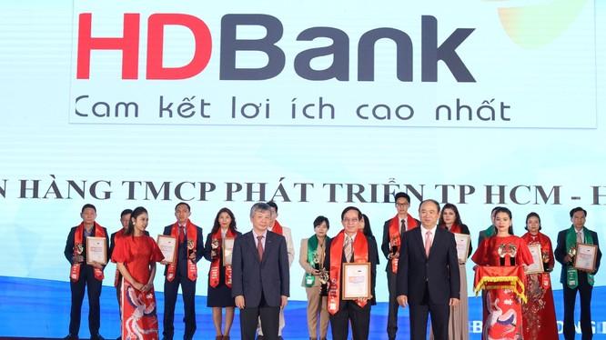 """HDBank là một trong ba ngân hàng được vinh danh, cùng với các doanh nghiệp lớn tại """"Diễn đàn Doanh nghiệp ASEAN với EVFTA"""""""