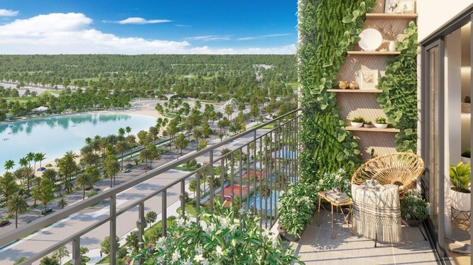 """Thiết kế ban công phủ xanh """"Balcony Garden"""""""