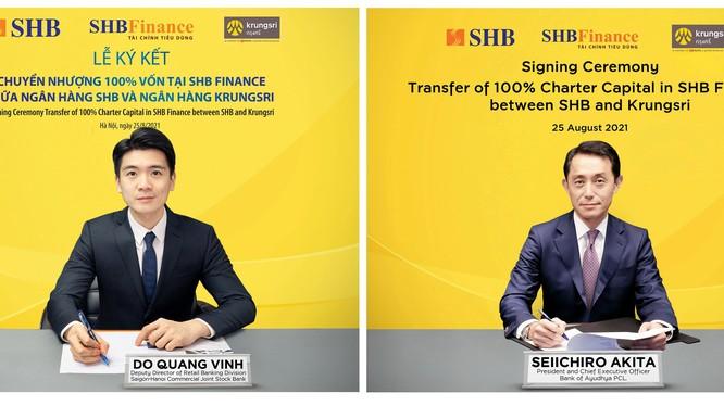 Thỏa thuận chuyển nhượng SHB Finance sẽ đem lại nguồn thặng dư vốn đáng kể cho cổ đông của SHB cũng như nâng cao năng lực tài chính và vị thế của SHB