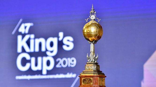 FIFA công nhận King Cup là giải giao hữu quốc tế hạng A (ảnh FoxSports)