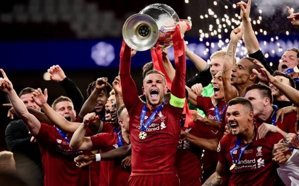Chức vô địch Champions League lần thứ 6 trong lịch sử của The Kop và là lần đầu tiên của Jurgen Klopp (ảnh CNN)