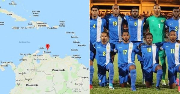 Vị trí thứ 82 trên bảng xếp hạng FIFA cũng phần nào nói lên đẳng cấp của họ như thế nào. (ảnh Viettimes)