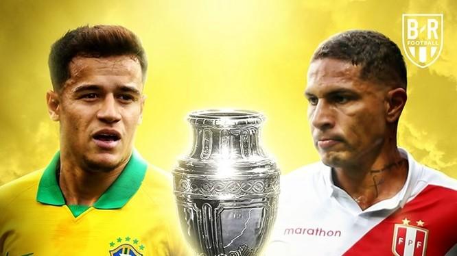 Brazil quyết sẽ quyết đấu Peru vì chức vô địch Copa America 2019 (ảnh VietTimes)