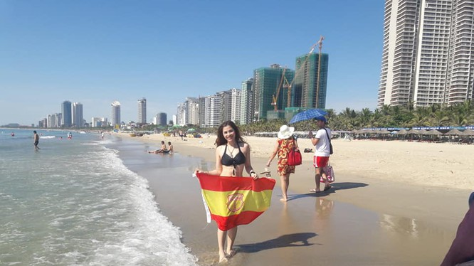 Hơn 500 CĐV thành Nam đã có mặt ở Đà Nẵng. Ảnh CĐV Nam Định