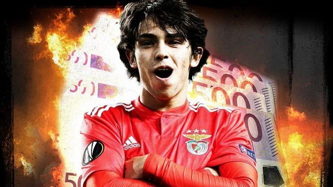 """Tính đến thời điểm này """"Ronaldo đệ nhị"""" Joao Felix là bản hợp đồng đắt nhất. Ảnh VietTimes."""