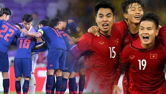 Quyết thắng Việt Nam trong các trận đối đầu, Liên đoàn bóng đá Thái Lan (FAT) đã dùng đủ mọi chiêu trò để tận dụng lợi thế. Ảnh VietTimes.
