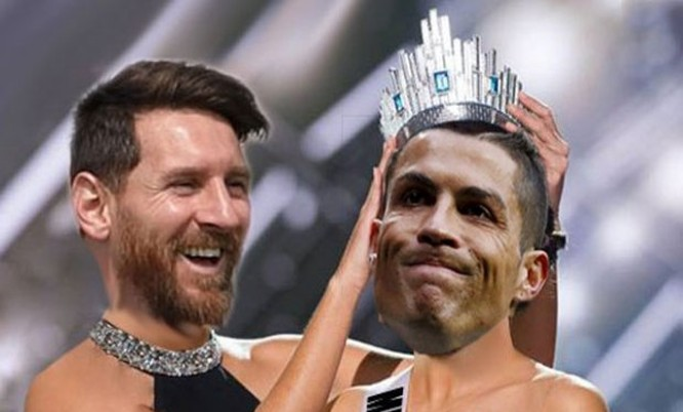 """Cristiano Ronaldo chính là """"ngôi sao Instagram"""", tài khoản cá nhân của anh là điểm đến của các tập đoàn kinh doanh hàng đầu thế giới trong quá trình quảng cáo thương hiệu, nhãn hàng. Ảnh VietTimes."""