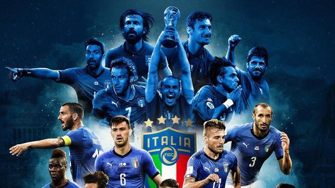 Nếu Serie A vẫn thuộc về các ngoại binh thì đội tuyển Italia chỉ còn là cái bóng của quá khứ huy hoàng. Ảnh VietTimes
