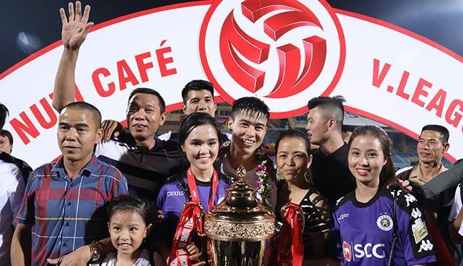 Ai ngăn được Hà Nội vô địch V.League 2019? (ảnh CLB Hà Nội)