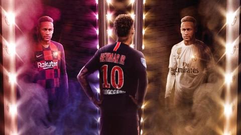 Lối rẽ nào cho Neymar?. Ảnh VietTimes.