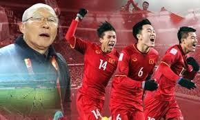 Danh sách sơ bộ đội tuyển quốc gia lần này có 26 cầu thủ. Ảnh VPF.