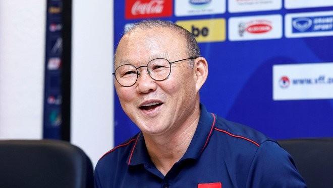 Với ông Park, không điều gì là không thể. Ảnh VPF
