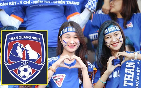 CLB Than Quảng Ninh sẽ cán đích thứ 3? Ảnh QNFC.