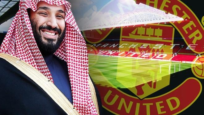 Nhà Glazer đã bán đứt Manchester United cho thái tử Mohammed bin Salman của Saudi Arabia. Ảnh MU