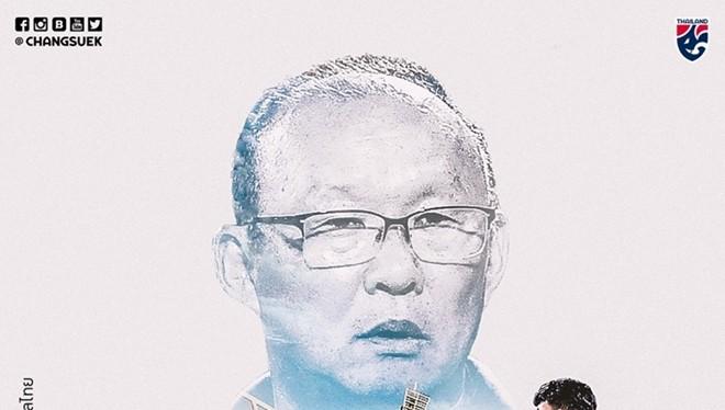 Tài khoản Facebook được cho là của FAT có tên Thái là Changsuek đã tố cáo thầy, trò HLV Park Hang-seo đã chơi đòn tâm lý trước trận đấu.
