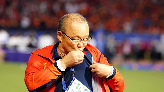 """Ông Park:""""Việt Nam là quê hương thứ 2 của tôi"""" (ảnh VFF)"""