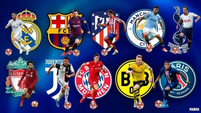 LĐBĐ châu Âu (UEFA) đã tiến hành lễ bốc thăm vòng 1/8 Champions League tại Nyon (Thụy Sĩ). Ảnh UEFA.