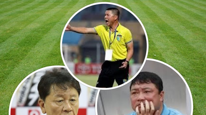Hà Nội, TP.HCM và Viettel là các ứng cử viên của chức vô địch. Ảnh An Thanh