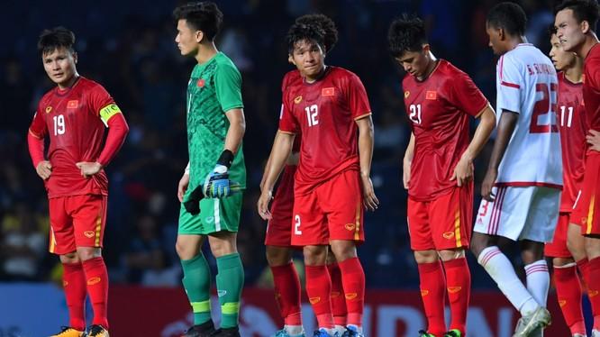 Lối đá của U23 Việt Nam đã bị đối phương điều nghiên chi tiết. Ảnh AFC