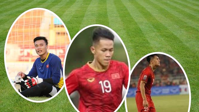 Á quân U23 Việt Nam đã phải rời giải đấu mà không có chiến thắng nào. Ảnh AT